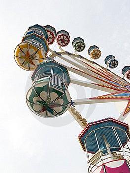 Ferris Wheel Stock Images - Image: 21007844