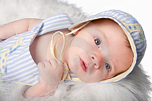 Curious Baby Boy Royalty Free Stock Photography - Image: 21008497