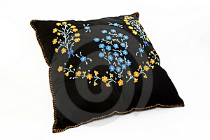 Decorative Pillow Royalty Free Stock Photos - Image: 21009528