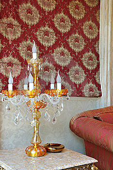 Part Of Living Room Royalty Free Stock Photo - Image: 21010095