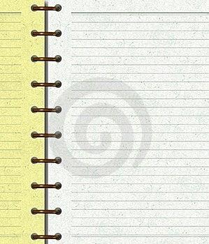 Notebook Royalty Free Stock Photos - Image: 21010198