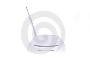 Modern Wireless Router Stock Photography - Image: 21011782