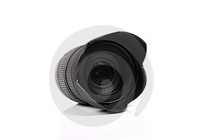 Photo Zoom Lens Royalty Free Stock Images - Image: 21014079