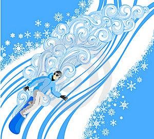 Snowboarding Stock Photos - Image: 21018893