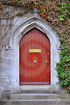 Door To Presidential Office Royalty Free Stock Images - Image: 21019099