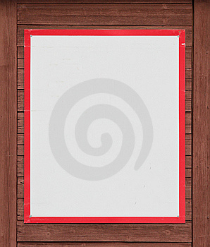 Blank Sign Stock Photography - Image: 21020352