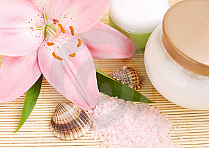 Wellness Products Stock Image - Image: 21021961