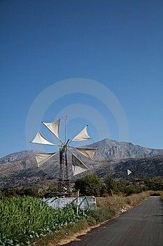 Wind Turbine Royalty Free Stock Image - Image: 21037206