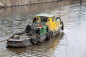 Tugboat Royalty Free Stock Image - Image: 21039696