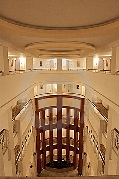 Entrance Hall Royalty Free Stock Photos - Image: 21051028