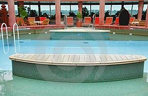 Cruise Swimming Pool Royalty Free Stock Photos - Image: 21051258