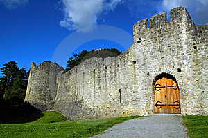 Adare Castle Co. Limerick Ireland Royalty Free Stock Photo - Image: 21052475