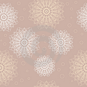 Seamless Lace Wallpaper Stock Images - Image: 21056904