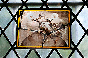 Stained Glass Stock Image - Image: 21058561