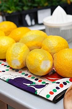 Fresh Lemons Stock Photo - Image: 21059480