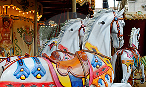 Merry-go-round Royalty Free Stock Photography - Image: 21060147