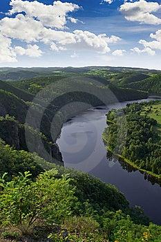 Vltava River Stock Photos - Image: 21073413