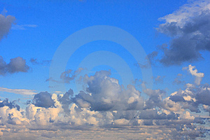 Late Evening Sky Royalty Free Stock Image - Image: 21085066