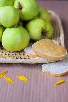 Apple Jam Stock Images - Image: 21086484