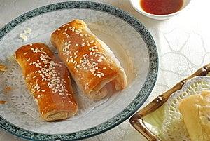 BBQ Pork Dim Sum Royalty Free Stock Photos - Image: 21086688