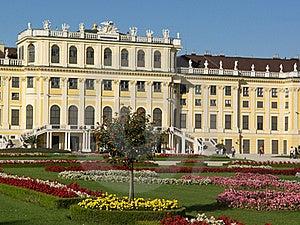 Schonbrunn Palace Vienna Royalty Free Stock Photo - Image: 21092575