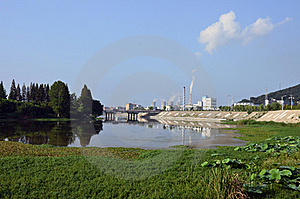 City Pollution Stock Images - Image: 21094014