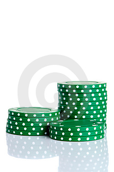 Gambling Chips Royalty Free Stock Image - Image: 2114556