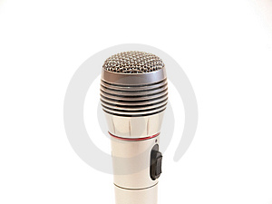 Microphone Royalty Free Stock Images - Image: 2115349