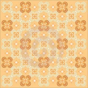 Decorative Wallpaper. Royalty Free Stock Image - Image: 2115426