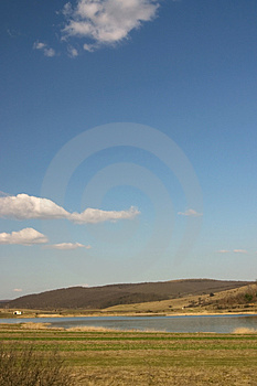 Lost Lake Royalty Free Stock Images - Image: 2118159