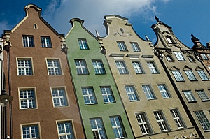 Old Town Gdansk/Poland Royalty Free Stock Photography - Image: 2118527
