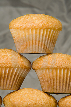Muffins Stock Images - Image: 2118664