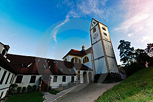 German Country Church Stock Photos - Image: 21104913