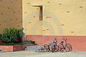 Bikes Royalty Free Stock Image - Image: 21107296