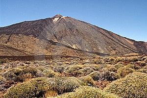 El Teide Royalty Free Stock Photo - Image: 21107785