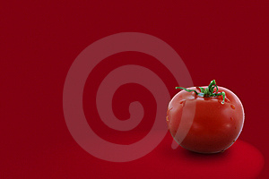 Red Tomato Royalty Free Stock Images - Image: 21108059