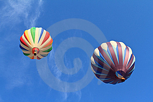 Hot Air Balloons Royalty Free Stock Photography - Image: 21109057