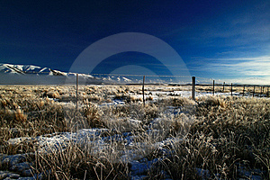 Cold Morning Royalty Free Stock Image - Image: 21110676