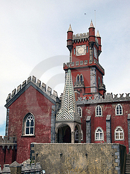 Sintra-Portugal Royalty Free Stock Photo - Image: 21116105