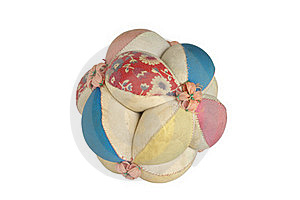 Antique Cloth Ball Stock Images - Image: 21117504