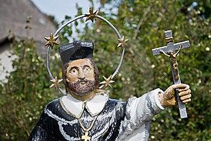 Saint John Of Nepomuk Royalty Free Stock Photos - Image: 21121368