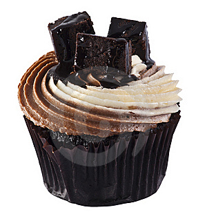 A Luxury Cup Cakes Stock Photography - Image: 21125972