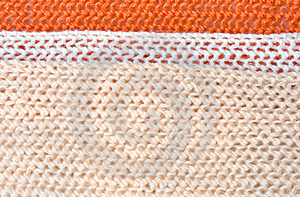 Knitted Tricolor Background Stock Image - Image: 21132801