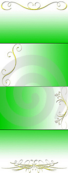 Four Classy Busines Cards Royalty Free Stock Image - Image: 21133036