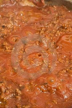 Pasta Sauce Stock Photos - Image: 21140653
