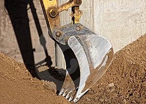 Excavator Royalty Free Stock Photo - Image: 21142345