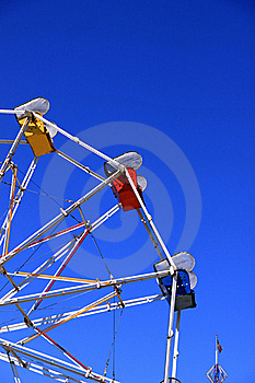 Hood River Carnival Ferris Wheel Royalty Free Stock Photos - Image: 21154208