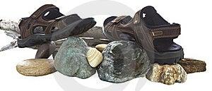 Comfortable Sandals Stock Photo - Image: 21155850