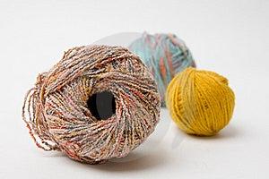 Yarn Pile Royalty Free Stock Photo - Image: 21166405