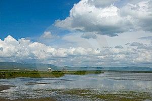 Scenery Of Tibetan Plateau Stock Photography - Image: 21169012